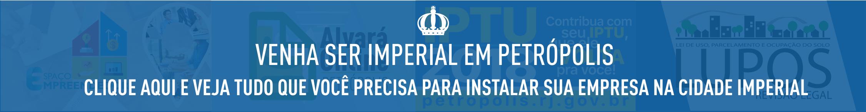 VENHA SER IMPERIAL EM PETRÓPOLIS